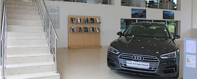 Audi, Porsche Varna