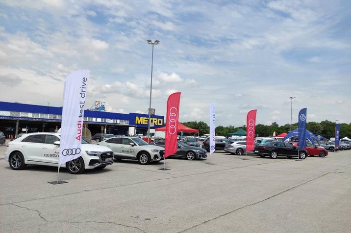 Audi участва в осмото автомобилно изложение в Русе